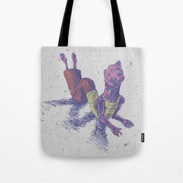 Weirdo W Tote Bag