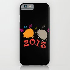 Dancing sheep 2015 year of the animal Slim Case iPhone 6s