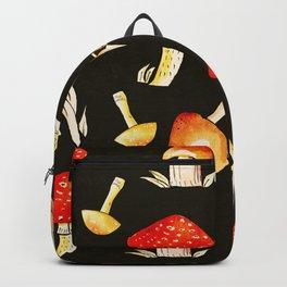 Brigt Mushrooms Backpack