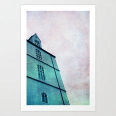 château Art Print