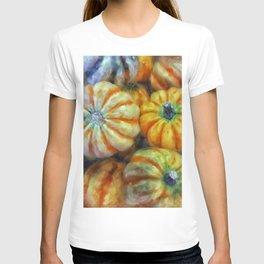 Colorful Pumpkins T-shirt