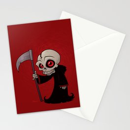 Little Reaper Stationery Cards