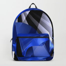 3D abstraction -03a- Backpack