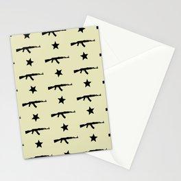 AK-47 Pattern Stationery Cards