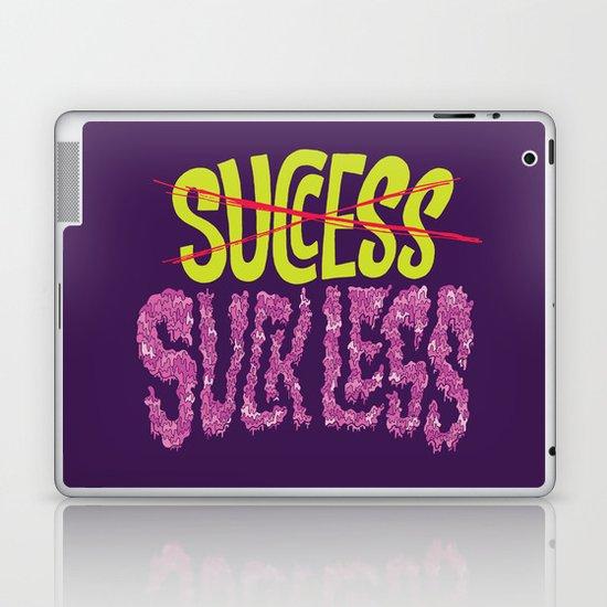 Success.  Laptop & iPad Skin