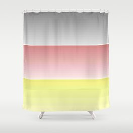 Flag of Germany  - With color gradient Shower Curtain