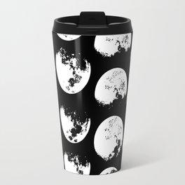 Moon Phases Magic. Travel Mug