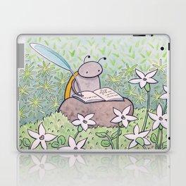 Mini White Stars Laptop & iPad Skin