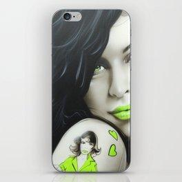 'Amy Jade' iPhone Skin