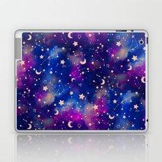 Zodiac - Watercolor Dark Laptop & iPad Skin