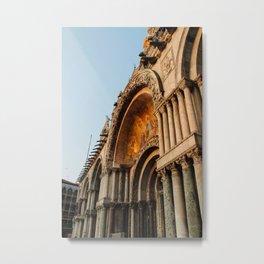 St Marco's Metal Print