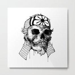 Kesuke Metal Print
