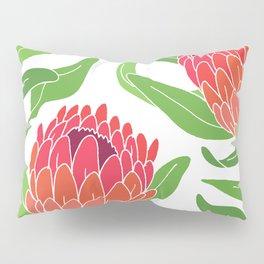 Protea Garden Pillow Sham