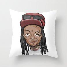 Weezy Throw Pillow