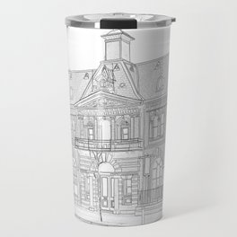 Bar Continental Travel Mug