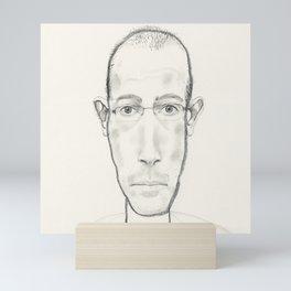 Yuval Noah Harari Mini Art Print