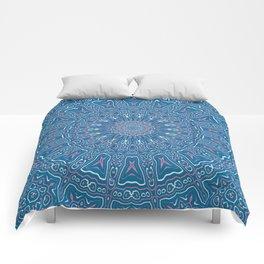 Oriental Kaleido 6 Comforters