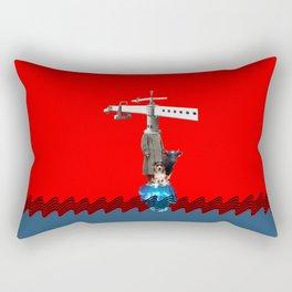 Last terminal Rectangular Pillow