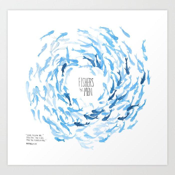 Fishers of Men Kunstdrucke