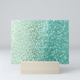 SEAFOAM Mini Art Print