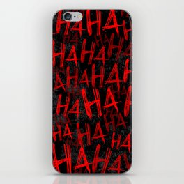 Hah iPhone Skin