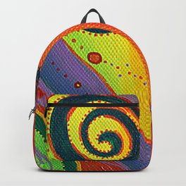 Curious Eyes Backpack