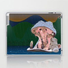 Hippo Rain Laptop & iPad Skin