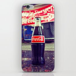 There's always Coke iPhone Skin