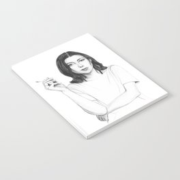 Joan Didion Notebook