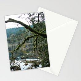 Mossy Lightning Stationery Cards