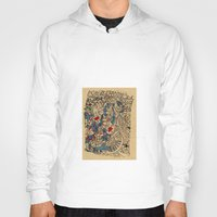 medieval Hoodies featuring - medieval - by Magdalla Del Fresto