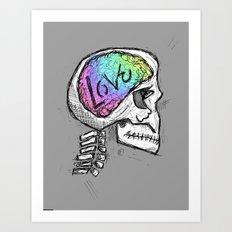 Love Ingrained Art Print