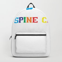 Spine Surgery Recovery Spinal Fusion Back Get Well Backpack