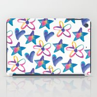 girly iPad Cases featuring Girly by mariorigami