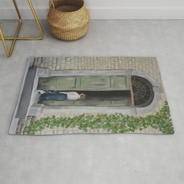 Going In and Out Rug