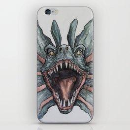 Dilophosaurus iPhone Skin