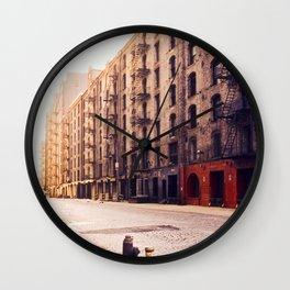 Chelsea New York City Wall Clock