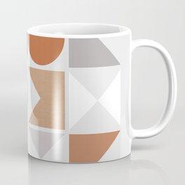 Mid Century Modern Geometric 16 Coffee Mug