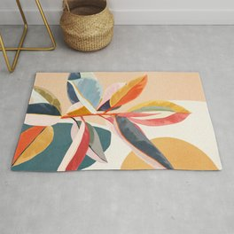 Colorful Branching Out 05 Rug