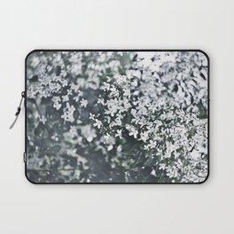 Photo flowers Laptop Sleeve