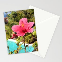 Exotic Azores Stationery Cards