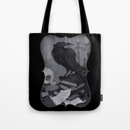 Once upon a Midnight Dreary Tote Bag