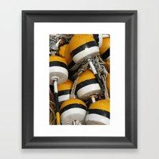 Bouys Framed Art Print