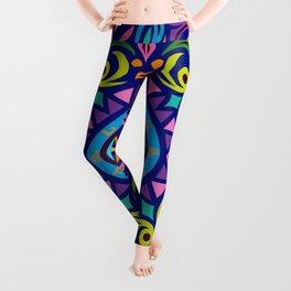Mandala #4 – Love and Peace - Notebooks & more Leggings