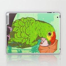 Parrot illustration Laptop & iPad Skin