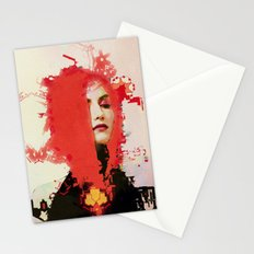 With regards (alt) Stationery Cards