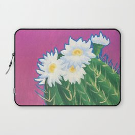 Cactus Blossoms Laptop Sleeve