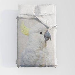 White Cockatoo - Colorful Comforters