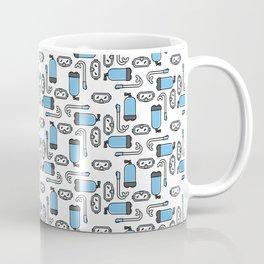 Gear Up - Blue Coffee Mug