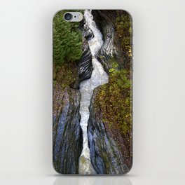 Gorge iPhone Skin